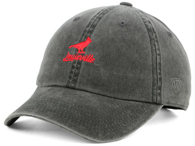 Louisville Cardinals Top of the World NCAA Local Adjustable Cap