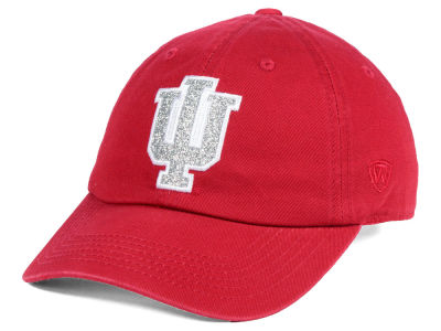 Indiana Hoosiers Top of the World NCAA Razzle Adjustable Cap