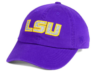 LSU Tigers Top of the World NCAA Razzle Adjustable Cap