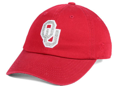 Oklahoma Sooners Top of the World NCAA Razzle Adjustable Cap