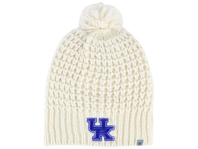 Kentucky Wildcats Top of the World NCAA Women's Slouch Pom Knit