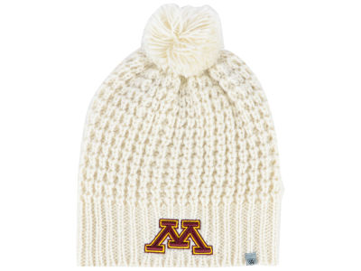 Minnesota Golden Gophers Top of the World NCAA Women's Slouch Pom Knit