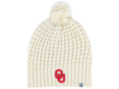Oklahoma Sooners Top of the World NCAA Women's Slouch Pom Knit