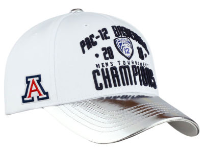 Arizona Wildcats Top of the World 2018 NCAA PAC 12 Tourney Champs Cap
