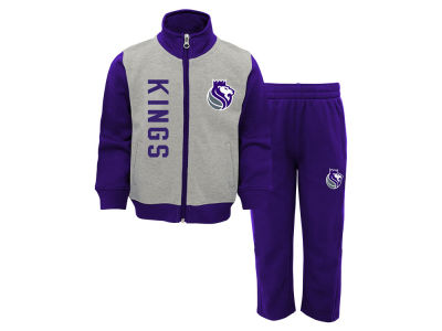 Sacramento Kings Outerstuff NBA Toddler On the Line Pant Set