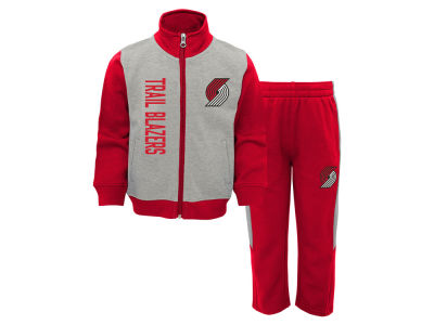 Portland Trail Blazers Outerstuff NBA Toddler On the Line Pant Set