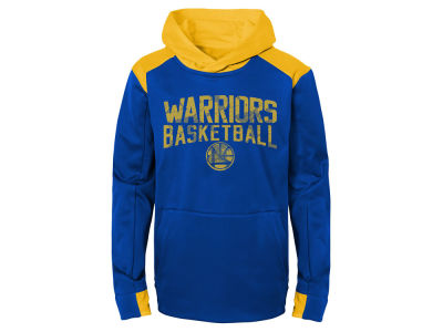 Golden State Warriors Outerstuff NBA Youth Off The Court Hoodie