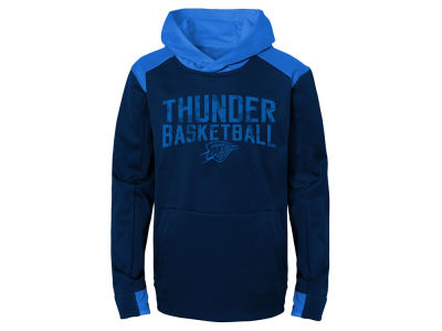 Oklahoma City Thunder Outerstuff NBA Youth Off The Court Hoodie