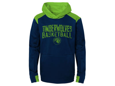 Minnesota Timberwolves Outerstuff NBA Youth Off The Court Hoodie