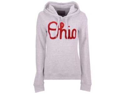 Ohio State Buckeyes Top of the World NCAA Women's Essential Hooded Sweatshirt