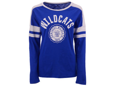 Kentucky Wildcats Top of the World NCAA Women's Varsity Long Sleeve T-Shirt