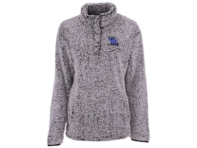 Kentucky Wildcats Top of the World NCAA Women's Sherpa Pullover Jacket