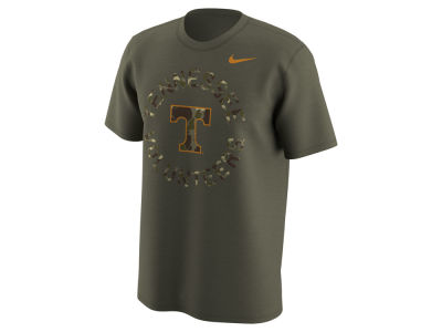 8b3cce010 Tennessee Volunteers Nike NCAA Men s Camo Legend Logo T-Shirt