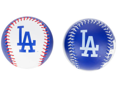 Los Angeles Dodgers Double Play Soft-Core Baseball 2-Pack