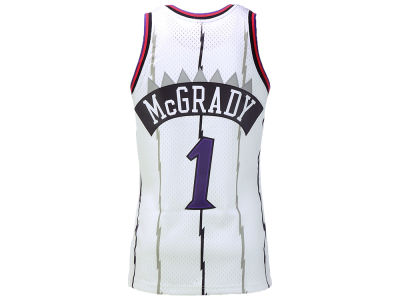 Toronto Raptors Tracy McGrady NBA Men's Hardwood Classic Swingman Jersey