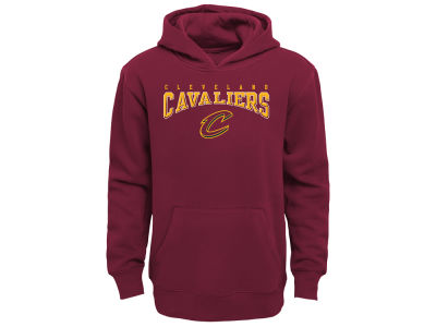 Cleveland Cavaliers Outerstuff NBA Youth Fleece Hoodie