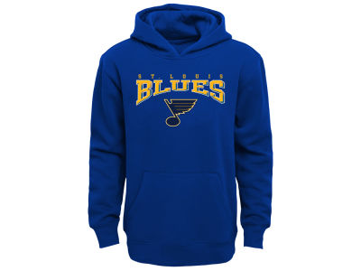 St. Louis Blues Outerstuff NHL Youth Fleece Hoodie