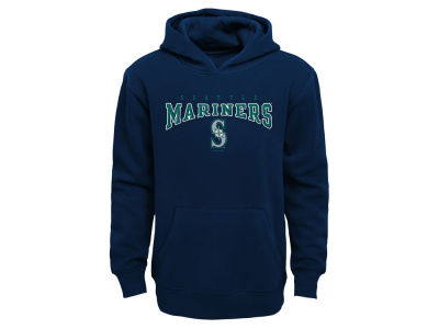 Seattle Mariners Outerstuff MLB Youth Fleece Hoodie