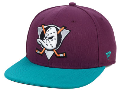 Anaheim Ducks NHL NHL Mighty Ducks Collection Snapback Cap 32019cdf3f6