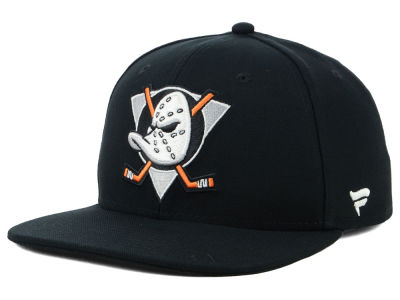 Anaheim Ducks NHL Mighty Ducks Collection Fitted Cap