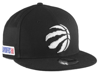 Toronto Raptors 2018 NBA Team Color Playoff 9FIFTY Snapback Cap