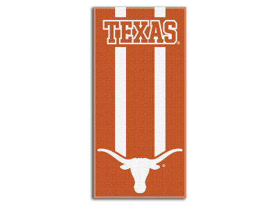 "Texas Longhorns College 30x60 inch Beach Towel ""Zone Read"""