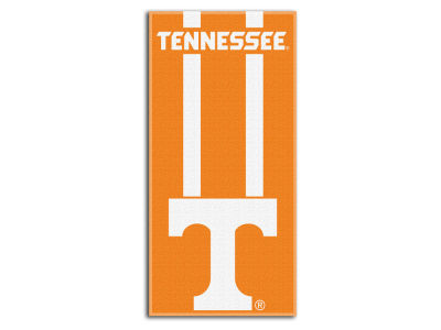 "Tennessee Volunteers College 30x60 inch Beach Towel ""Zone Read"""