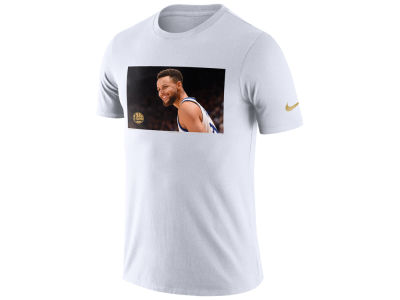 Golden State Warriors Stephen Curry Nike NBA Men's Star Photo Reel T-shirt