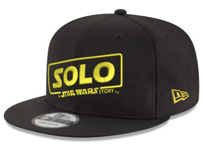 Star Wars Solo Wordmark 9FIFTY Snapback Cap