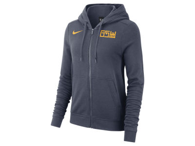 Golden State Warriors Nike NBA Women's City Edition Full Zip Hoodie