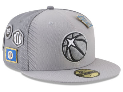 Minnesota Timberwolves New Era NBA City On-Court 59FIFTY Cap