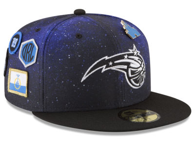Orlando Magic New Era NBA City On-Court 59FIFTY Cap