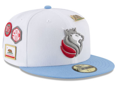 Sacramento Kings New Era NBA City On-Court 59FIFTY Cap