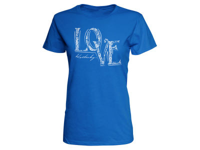 Kentucky Wildcats 2 for $28 Top of the World NCAA Women's Lace Love T-Shirt