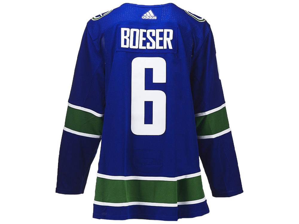 Vancouver Canucks Brock Boeser adidas NHL Men s adizero Authentic Pro  Player Jersey. Vancouver Canucks Brock Boeser adidas NHL Men s adizero ... 7a8c9752a