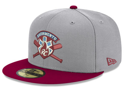 Sacramento River Cats New Era MiLB AC 59FIFTY Cap