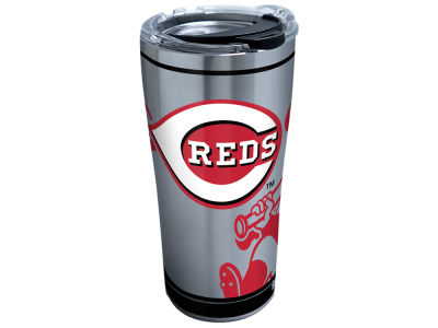 Cincinnati Reds Tervis 20oz Genuine Stainless Steel