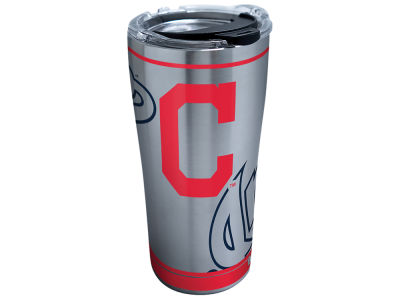 Cleveland Indians Tervis 20oz Genuine Stainless Steel