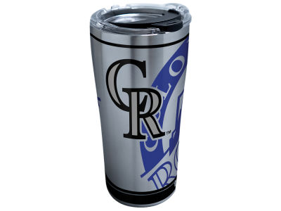Colorado Rockies Tervis 20oz. Geuine Stainless Steel