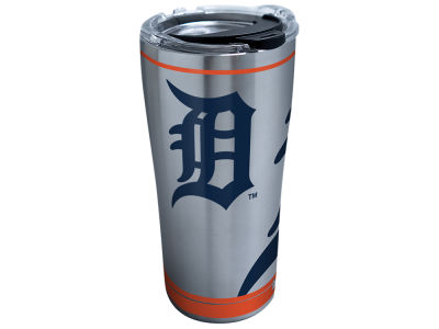 Detroit Tigers Tervis 20oz Genuine Stainless Steel