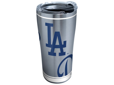 Los Angeles Dodgers Tervis 20oz Genuine Stainless Steel
