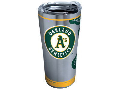 Oakland Athletics Tervis 20oz Genuine Stainless Steel