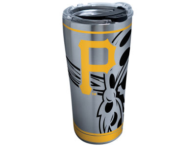Pittsburgh Pirates Tervis 20oz Genuine Stainless Steel