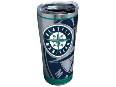 Seattle Mariners Tervis 20oz Genuine Stainless Steel