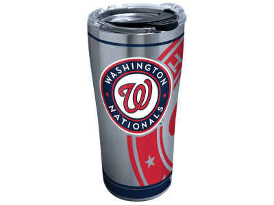 Washington Nationals Tervis 20oz Genuine Stainless Steel