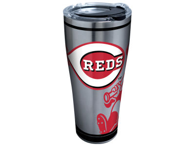 Cincinnati Reds Tervis 30oz. Genuine Stainless Steel