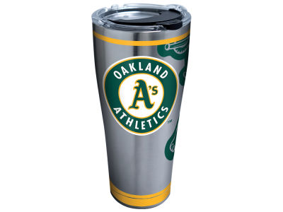 Oakland Athletics Tervis 30oz. Genuine Stainless Steel