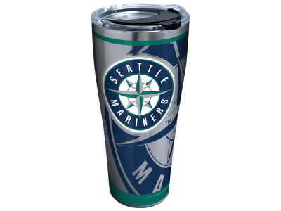 Seattle Mariners Tervis 30oz. Genuine Stainless Steel