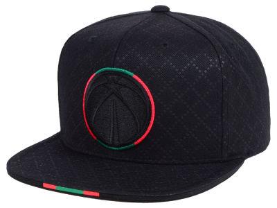 6bacfa64acd Washington Wizards Mitchell   Ness NBA Neapolitan Collection Snapback Cap