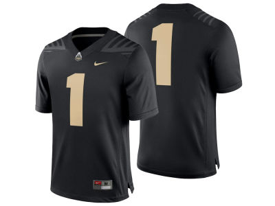Purdue Boilermakers Nike NCAA Men's Football Replica Game Jersey